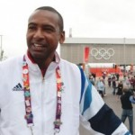 Trading pins is a common hobby here at the Summer Olympics in London. Many people stop Adventist Chaplain Richard Daly to comment on the extensive collection he wears on his lanyard, which holds his Olympic Park entry credentials. Image by Ansel Oliver/ANN