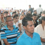 Some 1,000 leaders of small groups from across the northwestern part of Nicaragua met in Matagalpa to be empowered to continue leading group members into sharing the gospel in their communities. The event took place April, 9-10, 2016. Image courtesy of Northwest Nicaragua Mission