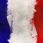 The colors of the French national flag. (Pixabay)