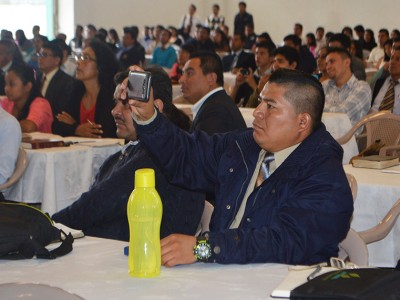 Adventist communicators came from churches across Guatemala for the special training workshop. Image by Melvin Batz