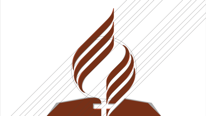 updated adventist church logo approved seventhday