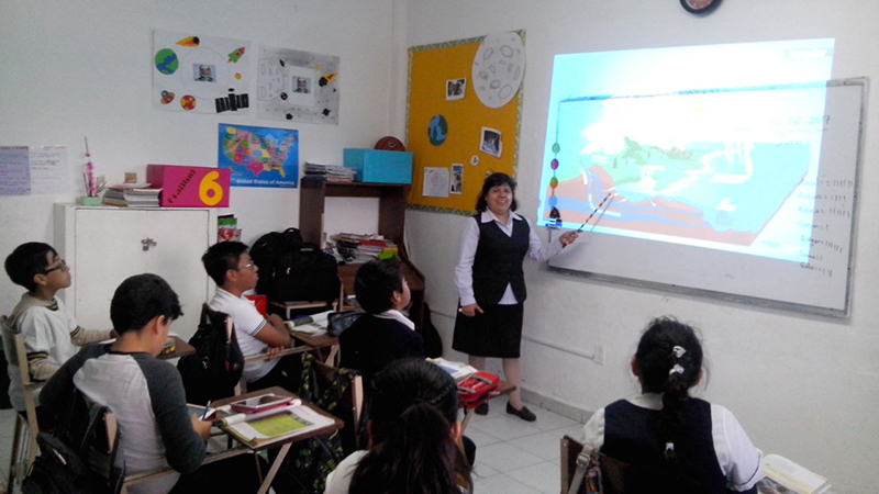 In Mexico City, Adventist School among top 20 primary