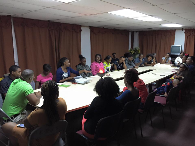 In St  Maarten, Bible Café brings Adventist young adults to