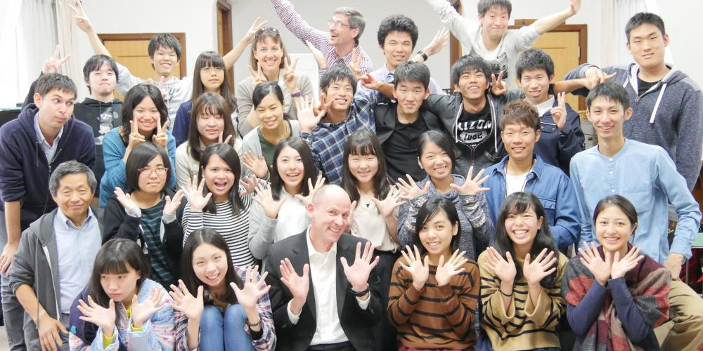 """In Japan, Seventh-day Adventist youth revive an """"aging"""" church"""