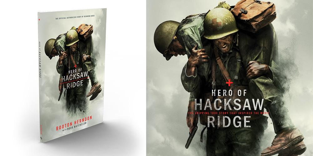 Paperback Telling Desmond Doss Story Logs 1 Million In Print In Weeks Seventh Day Adventist Church Inter American Division