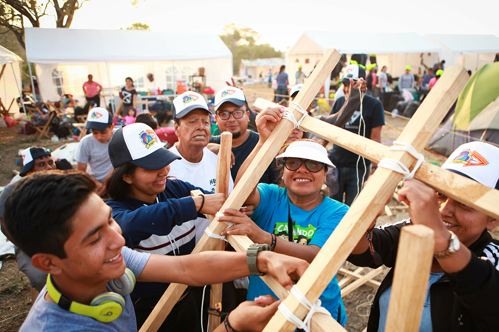 In Inter-America, Thousands of Pathfinders Pitch Their Tents