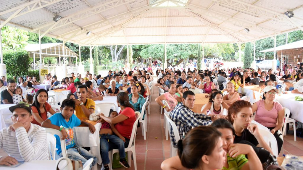 In North Colombia, Church Assists Adventist Venezuelan Migrant