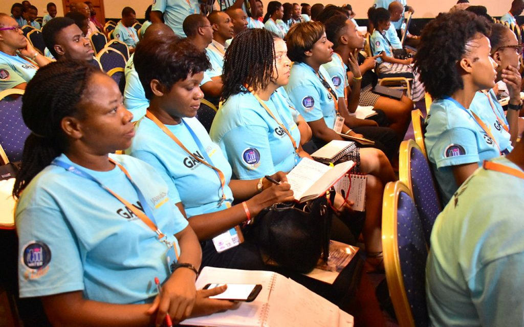 In Jamaica, GAiN Conference Trains Church Communicators and